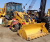 Used backhoe loader JCB 3CX/JCB 4CX heavy equipment for sale