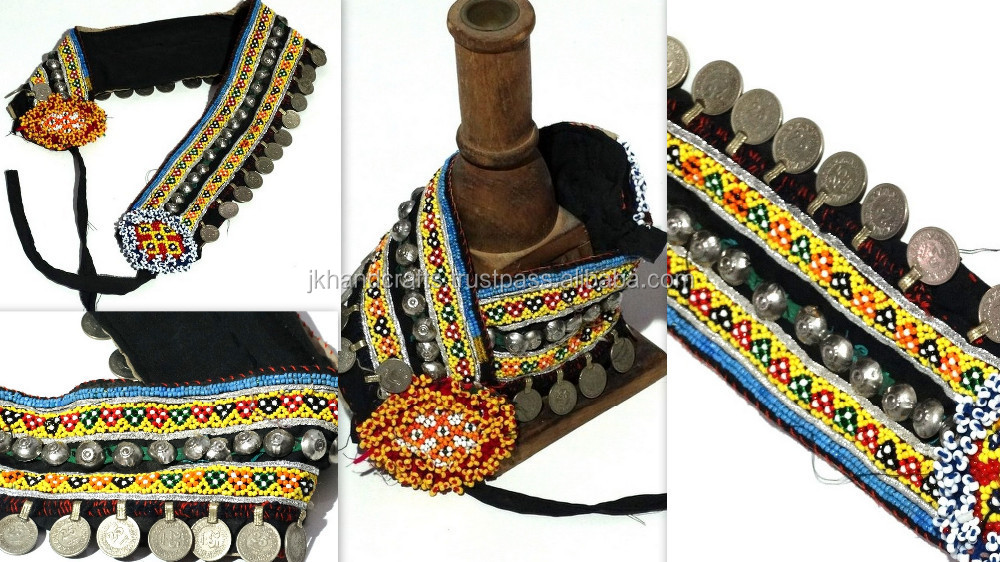 Gypsy Belly Dance Belts Tribal Banjara Belts