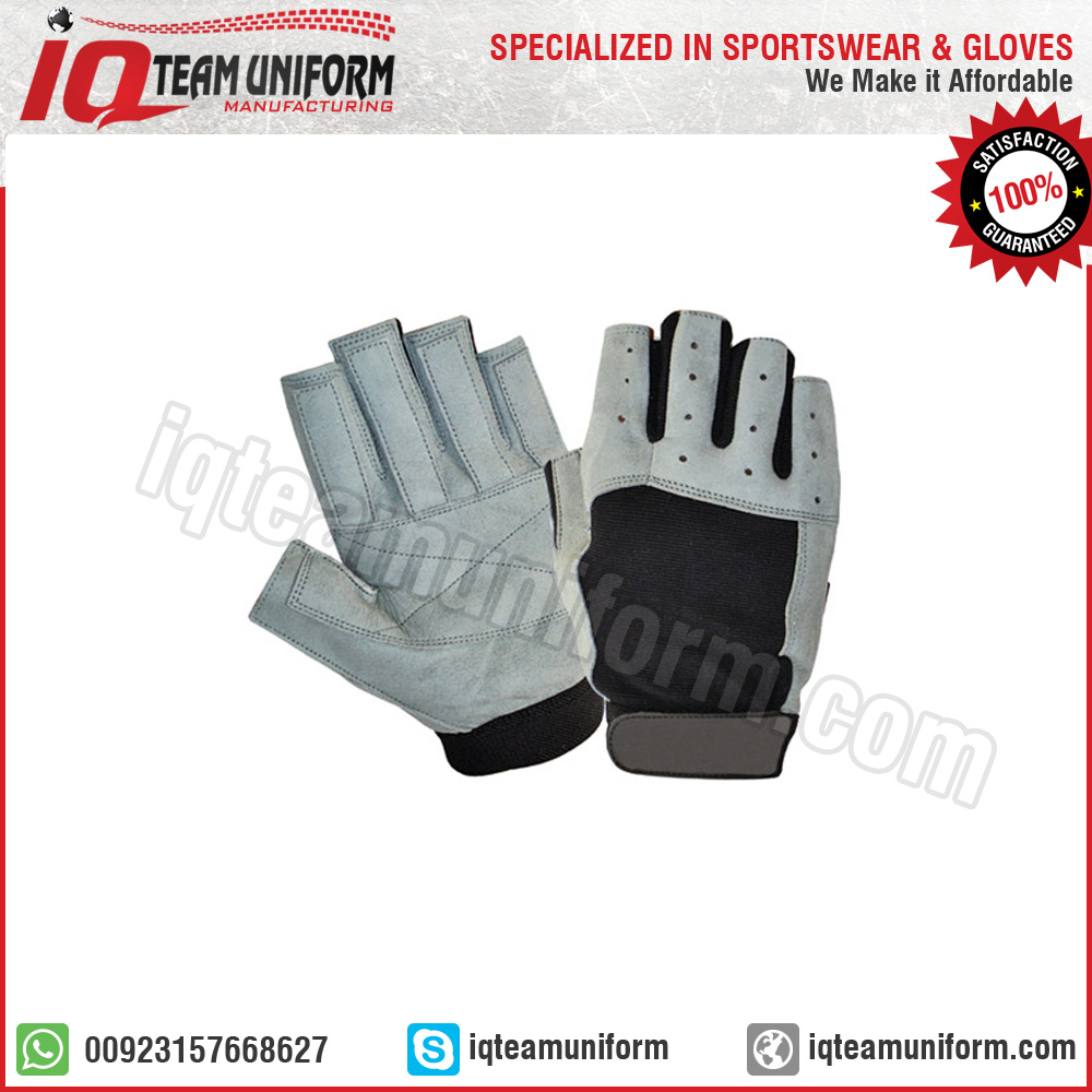 Heavy Duty gym fitness exercise, Custom Weight Lifting Gloves For Gym Workout