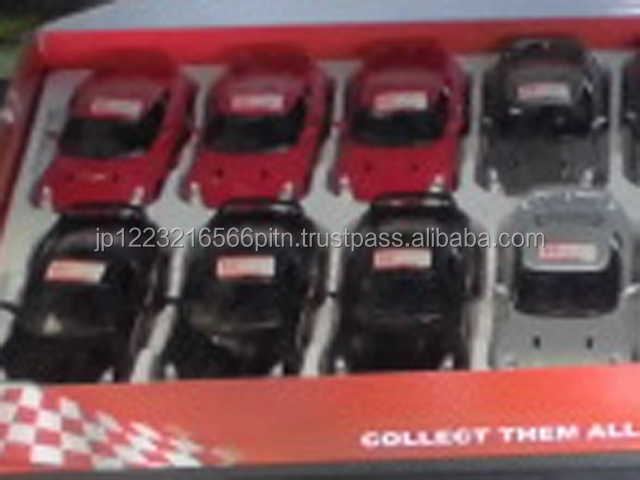 Reliable die cast model car 1 18 for interior Other die casting also available