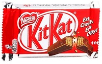 KIT KAT 45g Chocolate Sticks FMCG