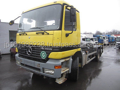 USED TRUCKS - ACTROS 2535 ROLL OFF TIPPER (LHD 8632)
