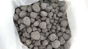 Portland cement clinker in bulk