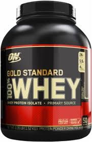 Gold standard whey protein isolate bulk