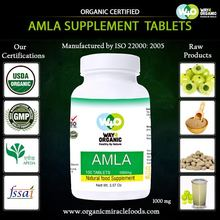 Best Quality Amla Tablets For Export
