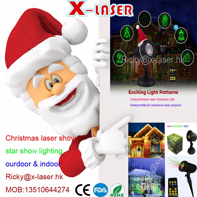 home mini laser light show 12v green red laser star outdoor lighting laser show