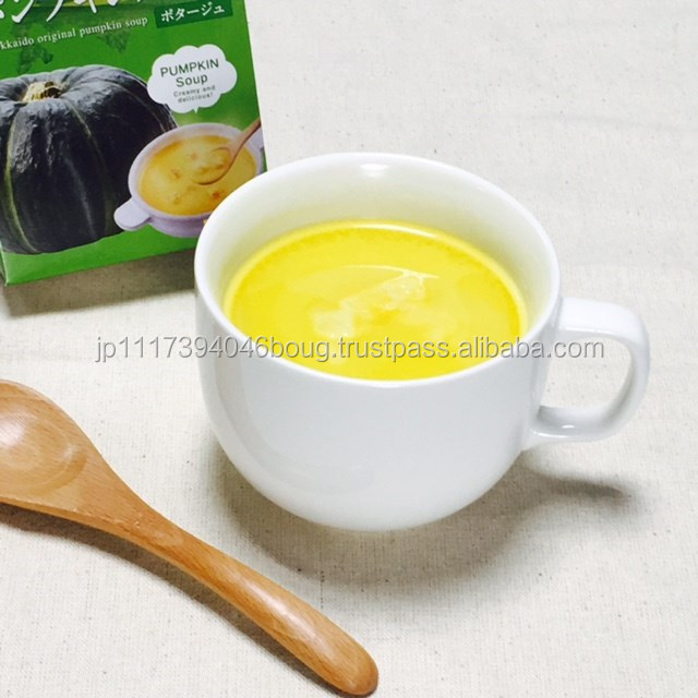 Healthy instant yellow corn meal soup for preservative food