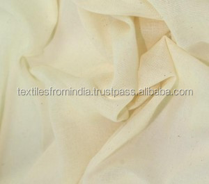types of muslin fabric