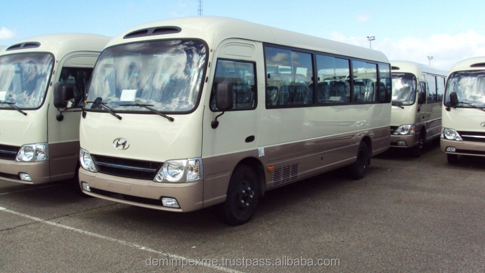 Hyundai County Bus 30-Seater + Air Conditioning 2016 YM