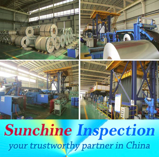 Factory-audit-Galvanized-Steel-factory-Hefei