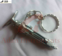 Promotional Dental Syringe Keychain - Dental Gift