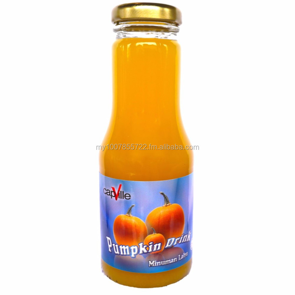 Pumpkin Juice Drink