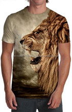 Newest custom design fashion T-shirt / cotton fabric with digital print T-shirt