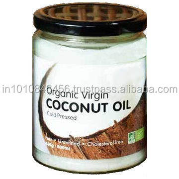 raw organic virgin coconut oil for cooking