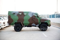 Military Vehicles - Armored Personnel Carrier - MSPV Panthera S8