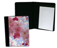 Sublimation Blank Fabric Cover Cute Personalized Note Book for Business Gift