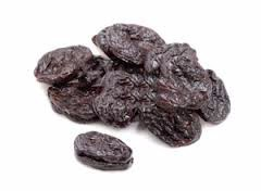 Organic Dried Plum