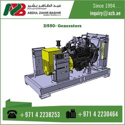 Reliable Company Of Silent D550 IV Diesel Generators