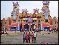 seeking 100% finance on amusement park for bangladesh