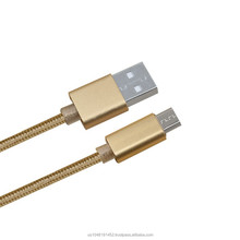 Spdak brand gold plated micro usb cable products you can import from china