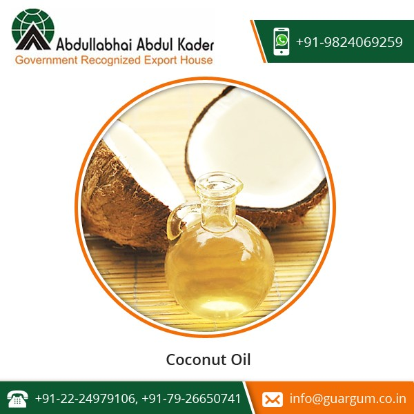 Widely Used 100% Natural Virgin Coconut Oil at Reliable Market Price