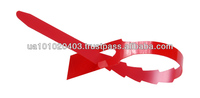 High temperature resistance twist ties for oven bags