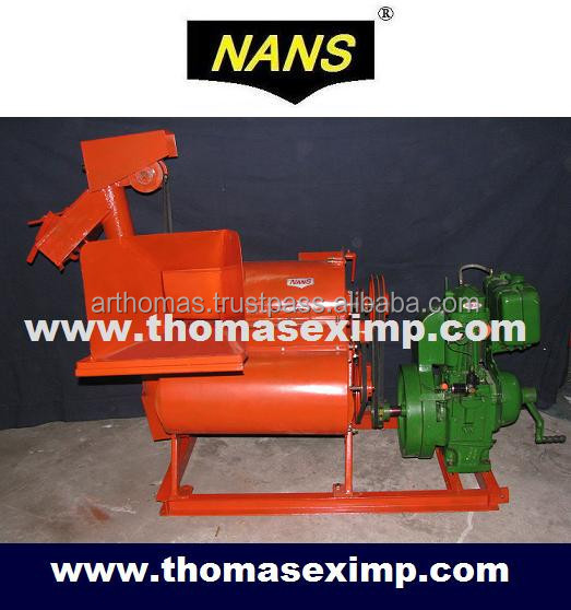 rice processing / thresher