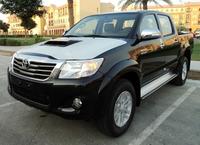 TOYOTA HILUX VIGO 3.0L AT DIESEL D4D DOUBLE CAB FULL OPTION 2015