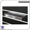 Quality Slatwall Acrylic Shoe Displayer