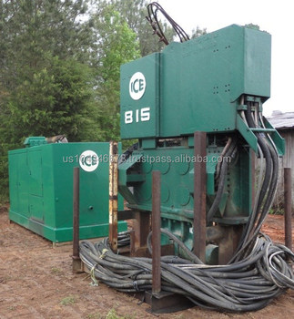 ICE 815 Pile Driver