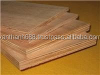 Factory-Commercial Red pencil cedar Plywood Use E1 Glue 5mm 18mm