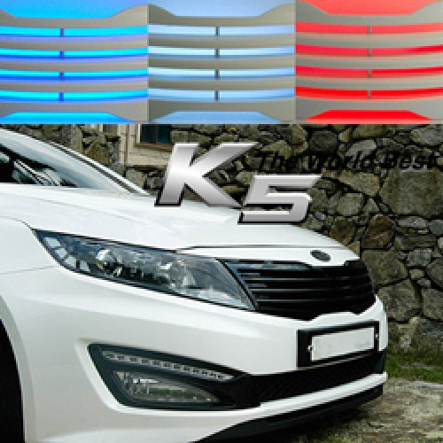 List manufacturers of kia optima grille buy kia optima grille artx kia k5 new optima led tuning grilleno2006 sciox Choice Image