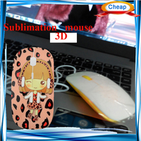 small gift business ,unique wireless mouse, for printing cute wireless mouse