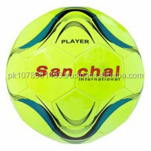 Ripe best promotional pvc size 5 soccer ball football/professional pu soccer ball /cheap leather soccer ball