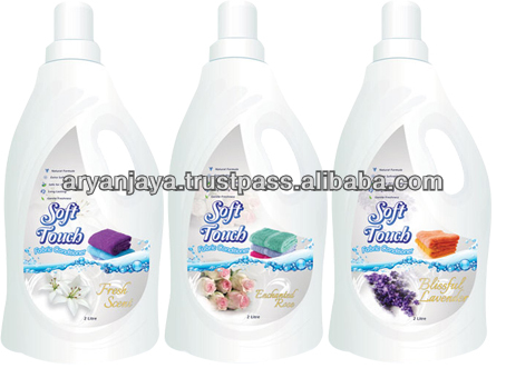 Soft Touch Fabric Softener