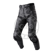 Pakistan Factory Check Price / Winter Waterproof Motorcycle / Leather Biker Pants