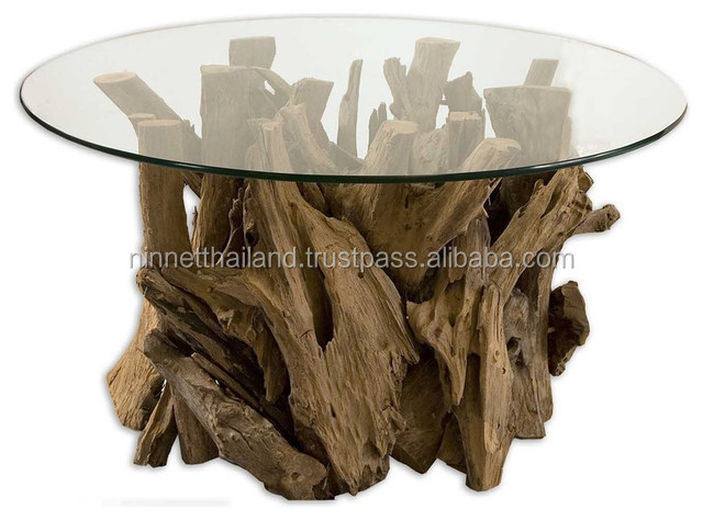 Driftwood Table Bases