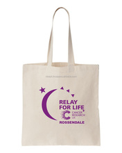 CUSTOM PRINTED COTTON CHARITY BAGS