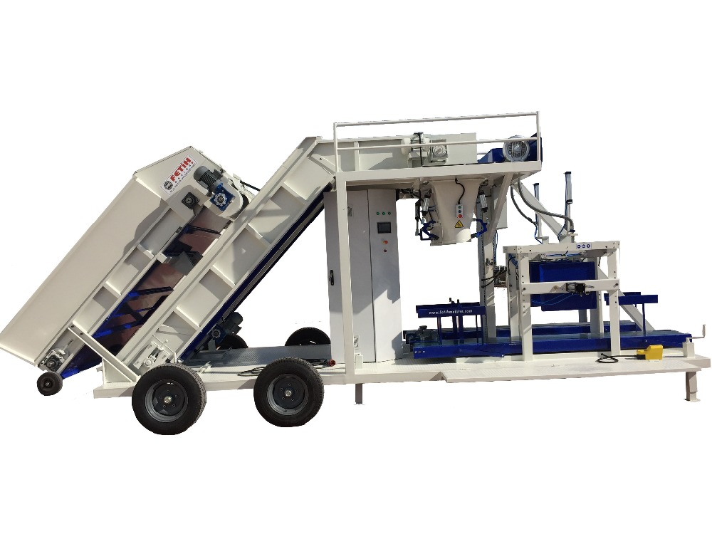 Mobile Silage Packing Machine