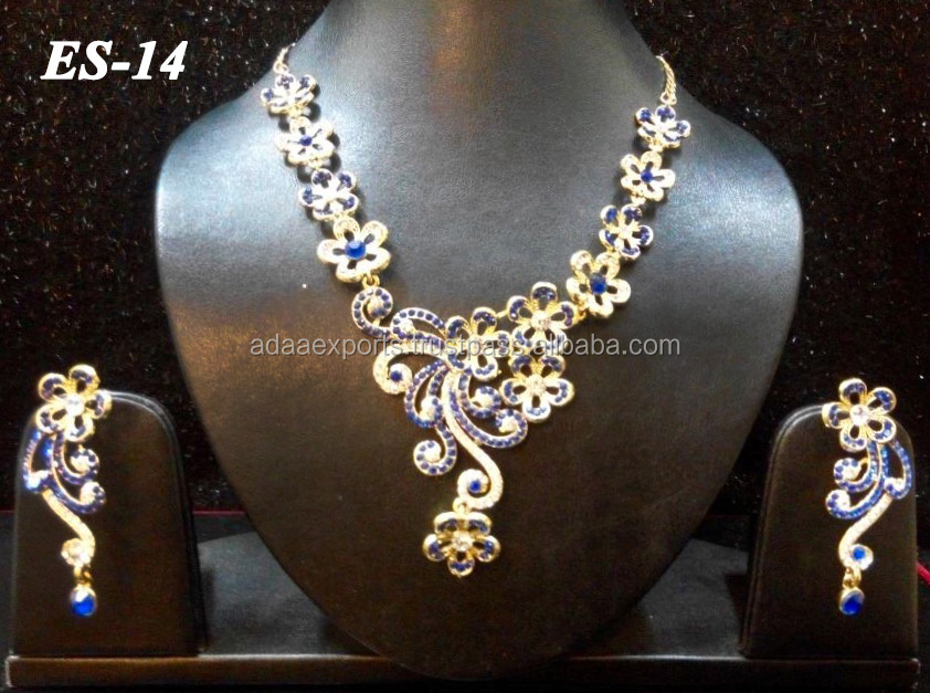 Cheap Necklace And Earrings Set For Women