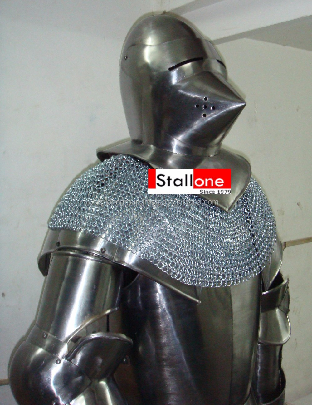 Lombardy style Suit of Armor
