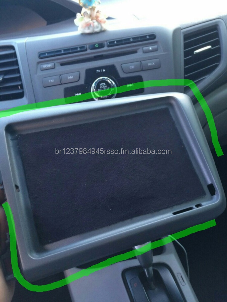 Car dash board tablet support