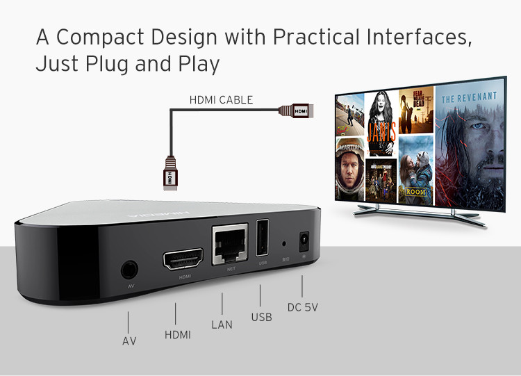 2016 2017 Cheapest Rockchip Rk3229 Custom Logo andriod tv box 4K60fps Full HD 1080P Kodi 15.2 Android 5.1 Lollipop Smart Tv Box