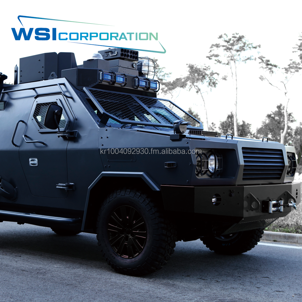 Armored Patrol Vehicle (ArmorWOLF F-2) Armored Personnel Carrier, armored vehicle, military armored vehicle