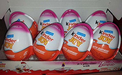 KINDER JOY CHOCOLATE KINDER JOY