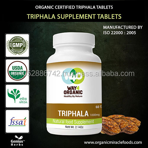 The No.1 Quality Original Triphala Tablets From India For Export