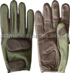 Police gloves and kevlar security gloves for Army, Military,
