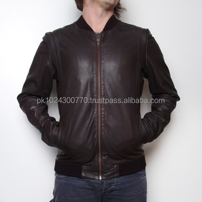quality products good quality Pakistani leather jacket made in good quality