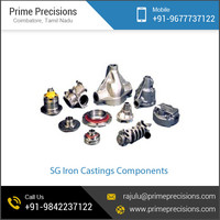 SG Iron Castings Components / Cast & Forged / Minerals & Metallurgy