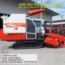 2016 hot sale High quality of DC70G kubota combine harvester